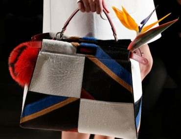 When evaluating a Fendi handbag, inspect the materials, hardware, serial number and hologram.