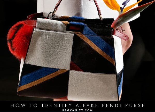 How to spot fake Fendi handbags online