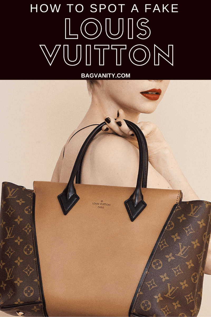 real louis vuitton purse vs fake