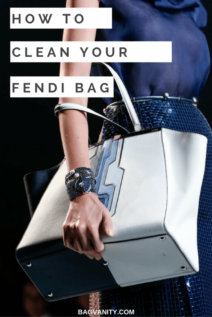 Authentic Fendi Handbags: How to Clean and Care for Your Fendi Purse