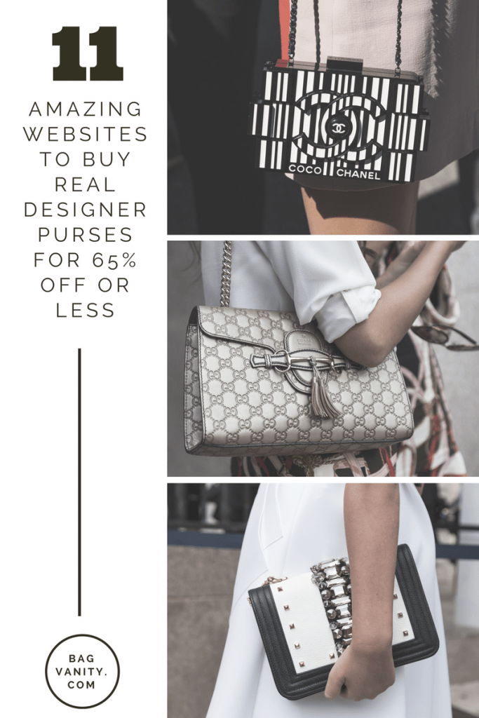 Best Places to Buy Designer Handbags for Less