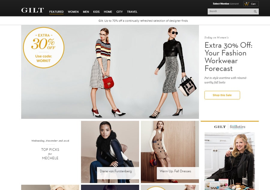 11 amazing places to buy discount designer bags for less for Best discount designer websites