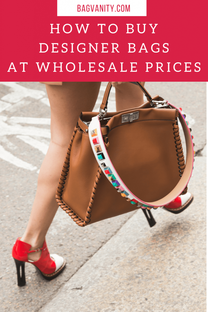 Wholesale Designer Handbags: How to Buy Designer Purses Wholesale