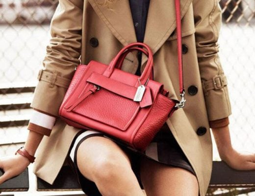How to spot an authentic coach handbag