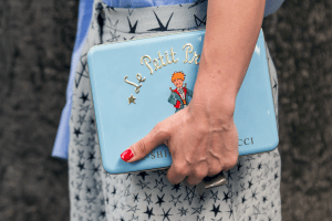 blue purse ideas spring