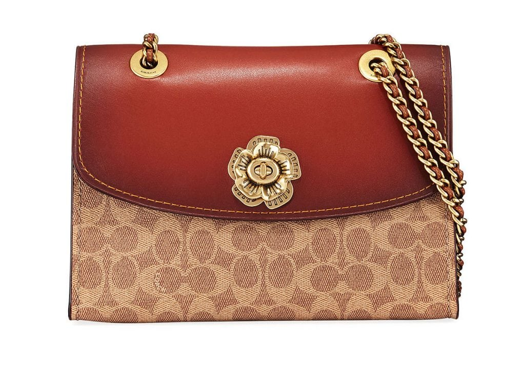how to find the style of a coach purse or bag, coach parker purse