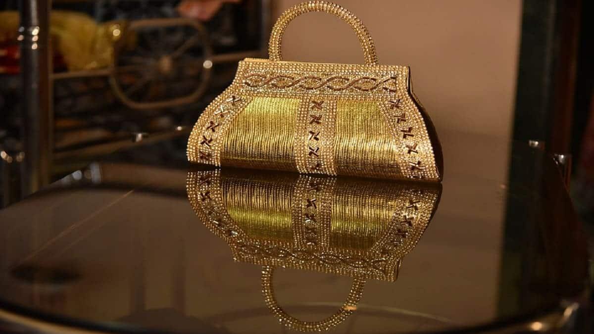 Best Gold Designer Bags