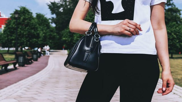 Best black designer bag