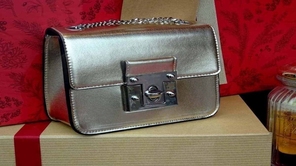 A Nice Silver Bag