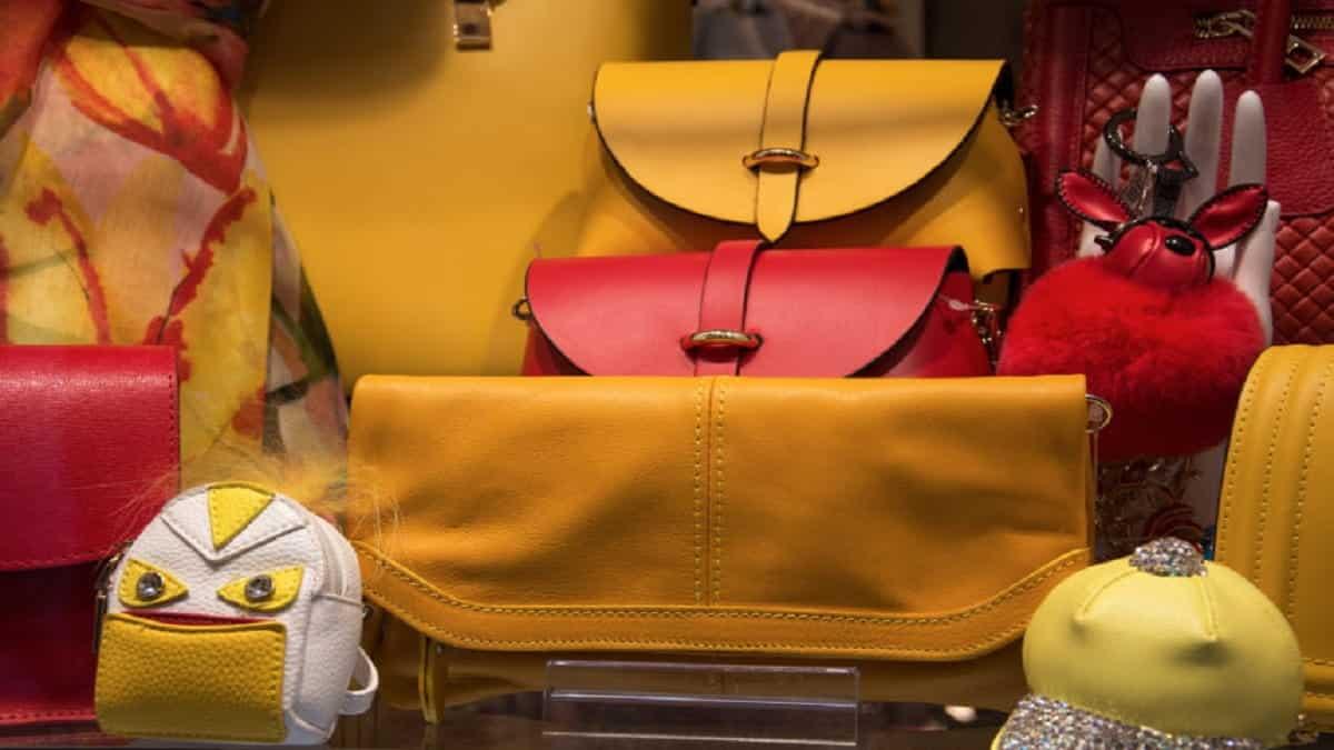 Yellow Designer Bags